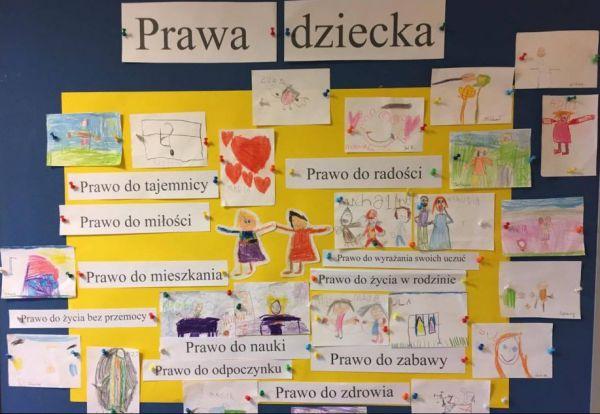 Prawa dziecka scenariusz przedszkole